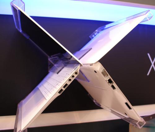 Cebit 2009: MSI Ataca al MacBook Air con la serie X, Imagen 1