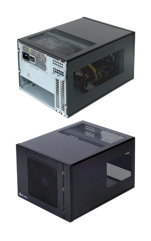 El Mini-ITX está de moda: Silverstone Sugo 05, Imagen 1