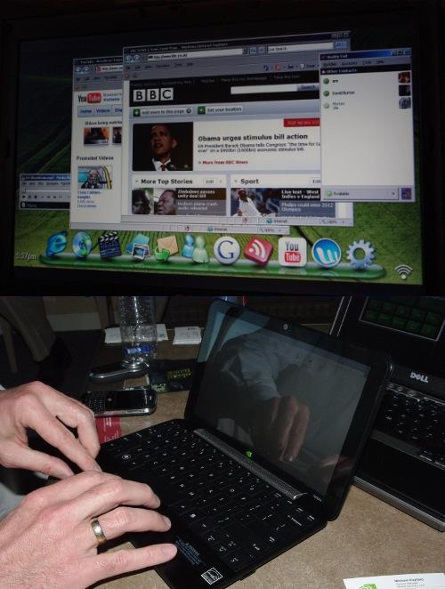 """Nvidia trabaja con HP en netbooks con """"Tegra"""", Imagen 1"""
