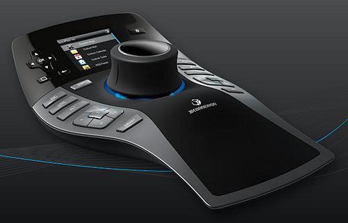 3Dconnexion presenta el nuevo SpacePilot Pro, Imagen 1
