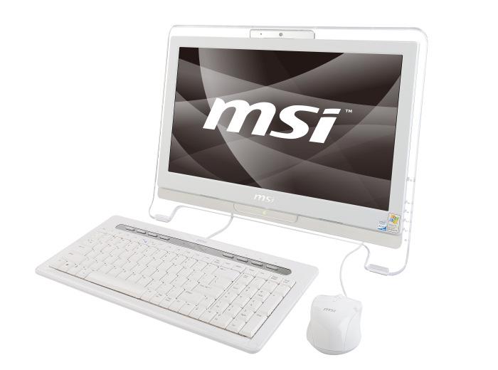 """MSI presenta su nuevo Net-top táctil de 19"""", Imagen 2"""