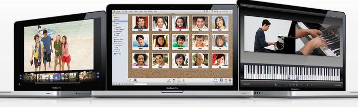 Apple capa las controladoras de sus nuevos Mac Book Pro, Imagen 1