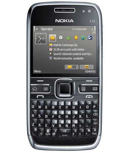 Nokia lanza una pronta renovación del E71, es decir, el E72, Imagen 1