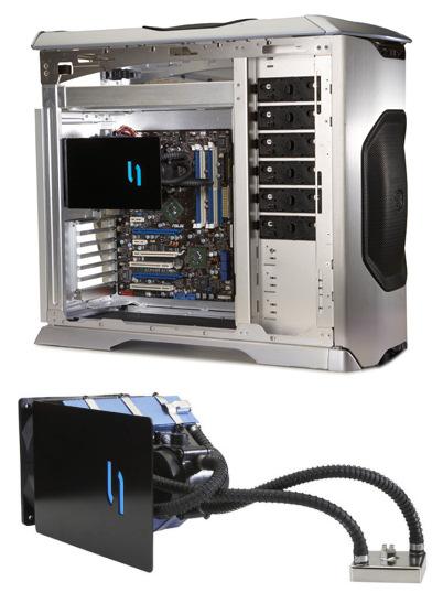 Coolit presenta el nuevo Freezone Elite CPU Chiller, Imagen 1
