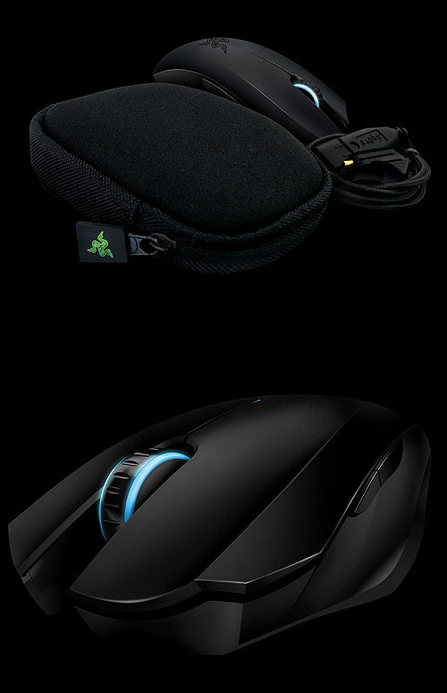 Razer lanza su primer ratón Gaming para portátiles, Imagen 1