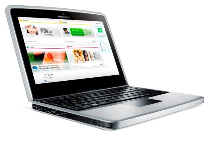 El Netbook de Nokia ya tiene forma, Imagen 2