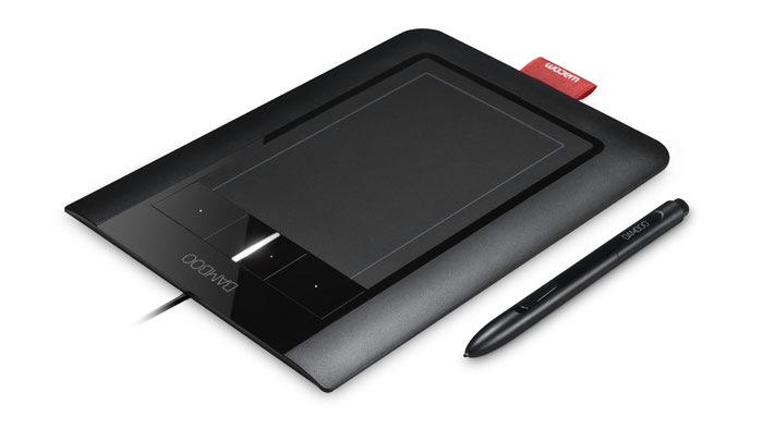 """Wacom introduce nuevas tabletas digitales con """"multitouch"""", Imagen 1"""