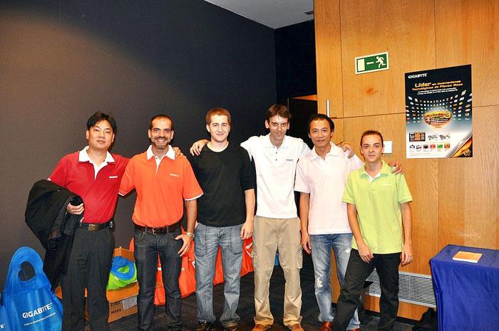 Gigabyte anuncia la apertura de su delegación oficial en la península, Imagen 1