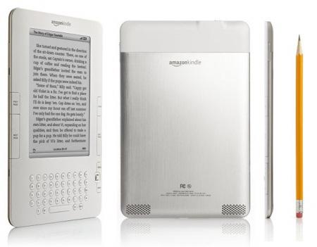Kindle 2 llega a España, Imagen 1