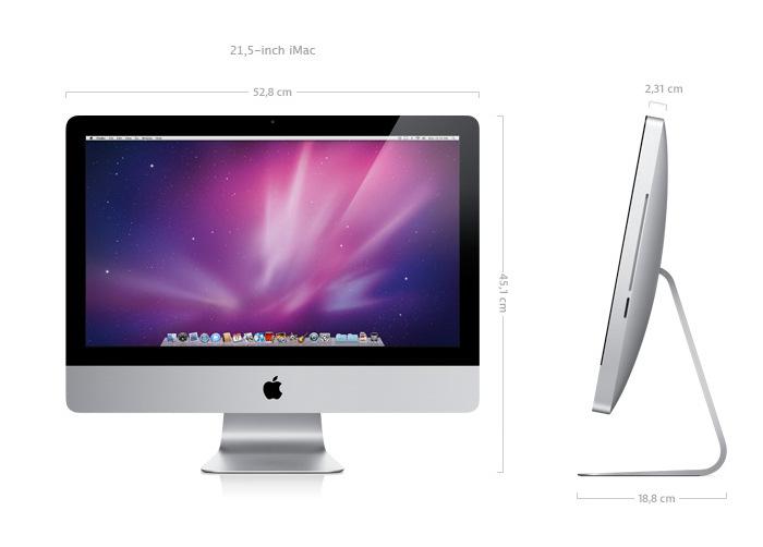 El nuevo iMac se pasa al formato 16:9, Imagen 2