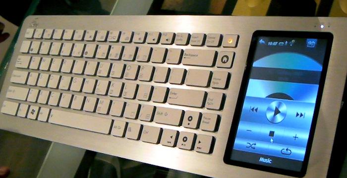 ASUS nos muestra los avances en el Eee Keyboard, Imagen 2