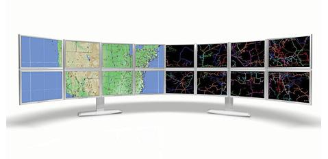 Matrox introduce nuevas tarjetas con soporte de hasta 8 monitores, Imagen 2