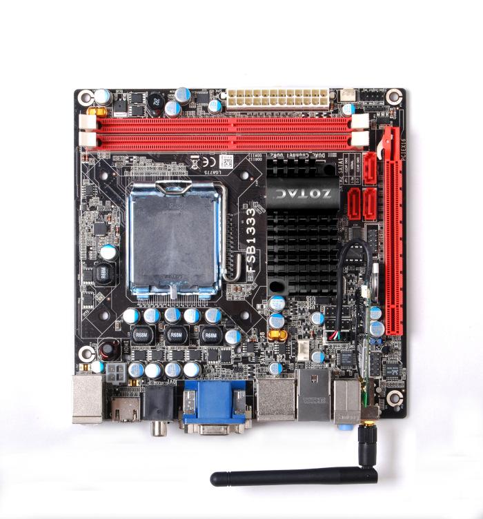Zotac potencia la 9300-ITX Wifi con nuevas prestaciones, Imagen 3