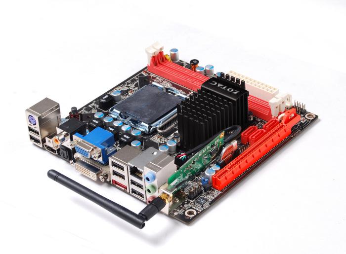 Zotac potencia la 9300-ITX Wifi con nuevas prestaciones, Imagen 1