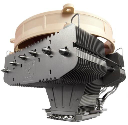 Noctua lanza una versión especial del NH-C12P, Imagen 1