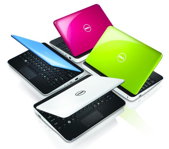 Dell presenta nuevo netbook con los nuevos Atom, Imagen 1