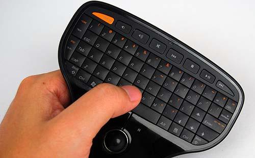 Nuevo teclado para HTPC con trackball de Lenovo, Imagen 1