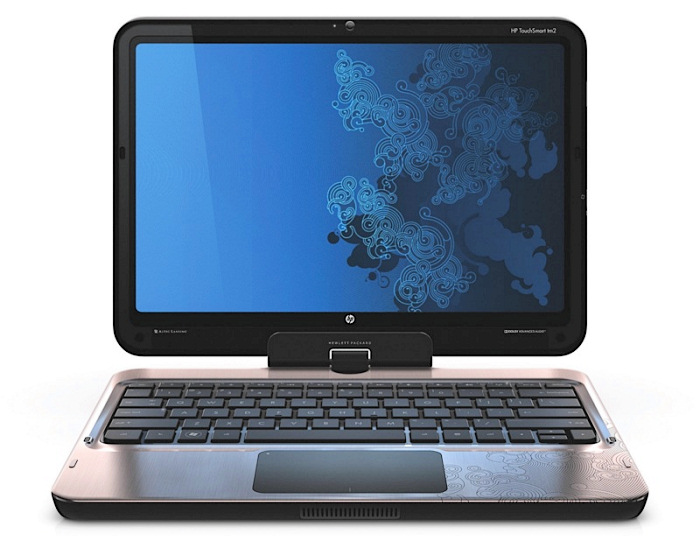 CES: Más calidad, autonomía y prestaciones en el HP Touchsmart tm2, Imagen 1