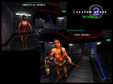 System Shock 2 con aire renovado, Imagen 3
