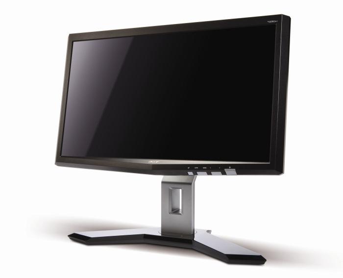 Acer estrena nuevo monitor multitáctil., Imagen 1