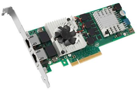 Intel lanza nueva tarjeta de red con doble puerto 10Gbit, Imagen 1