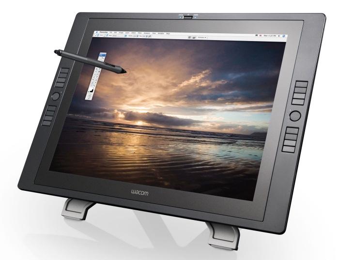 La nueva CintiQ 21UX de Wacom es el sueño de cualquier diseñador gráfico, Imagen 1