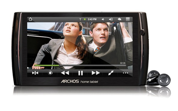 Archos introduce nuevas series Android para entretenimiento doméstico, Imagen 1