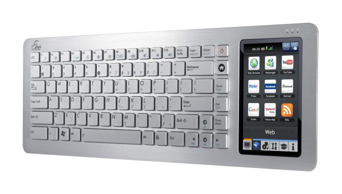 El Eee Keyboard llega a España en Junio, Imagen 2