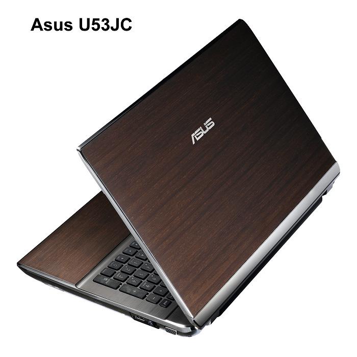 Nuevos portatiles ecologicos Serie U Bamboo Collection de ASUS, Imagen 1