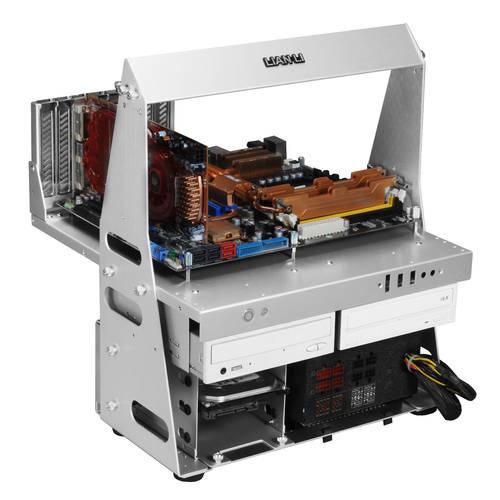 """PITSTOP PC-T60 y PC-T7. Dos nuevas """"mesas de prueba"""" de LianLi, Imagen 1"""
