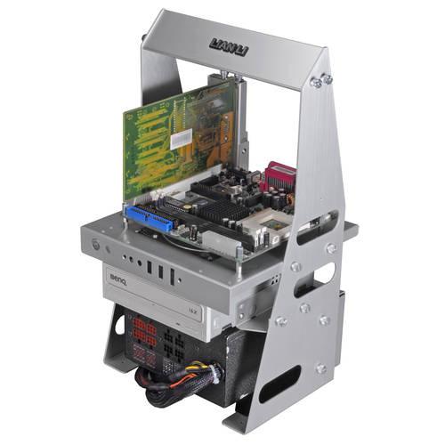 """PITSTOP PC-T60 y PC-T7. Dos nuevas """"mesas de prueba"""" de LianLi, Imagen 2"""