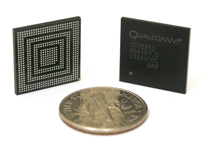 Nuevos procesadores Qualcomm de doble núcleo, Imagen 1