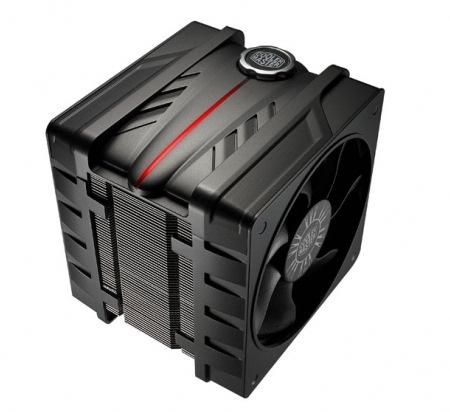 Cooler Master redondea su gama de productos con el nuevo V6, Imagen 1