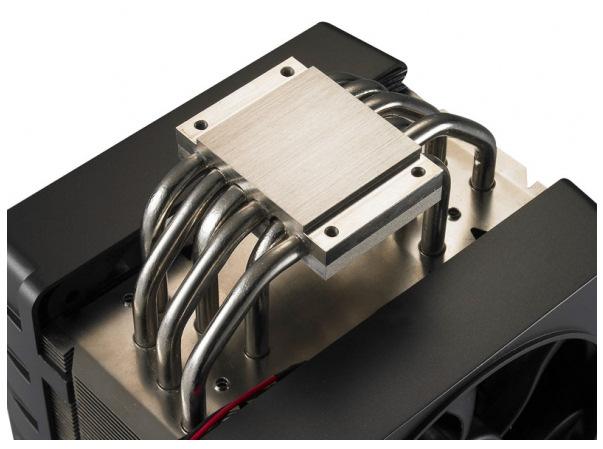 Cooler Master redondea su gama de productos con el nuevo V6, Imagen 2