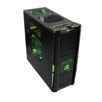 """Nueva caja Thermaltake para los """"fans"""" de Nvidia, Imagen 1"""