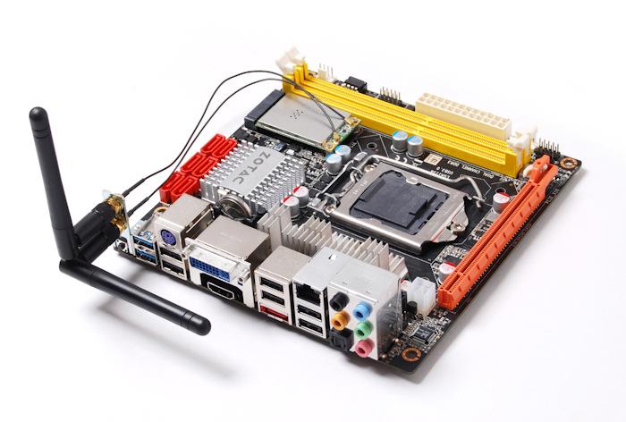 Zotac se consagra como los reyes del Mini-ITX con la nueva H55ITX-C-E, Imagen 1