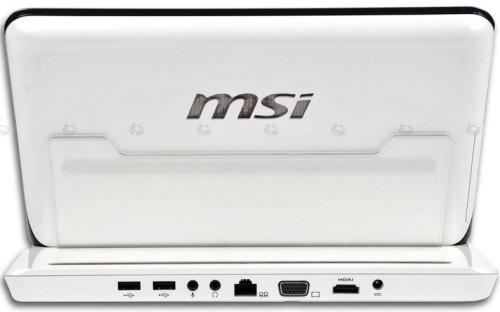 MSI responde con el MSI WinPad U100, Imagen 3