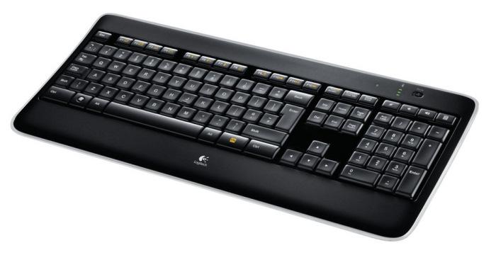 Por fin un teclado Wireless retroiluminado, Imagen 1