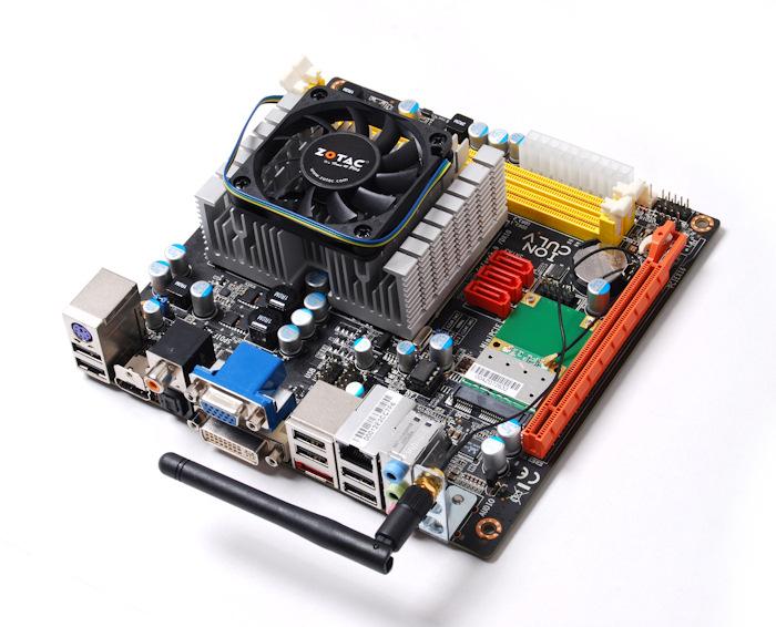 Zotac combina Ion con procesadores ULV, Imagen 2
