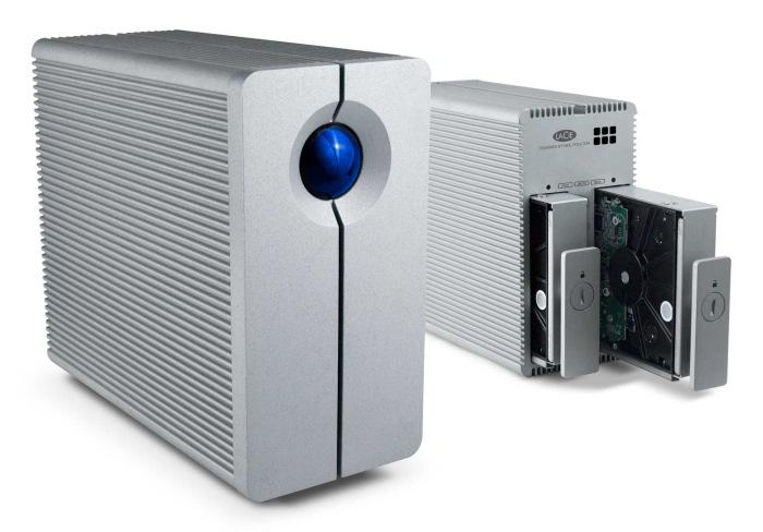 LaCie presenta el primer sistema RAID USB 3.0, Imagen 1