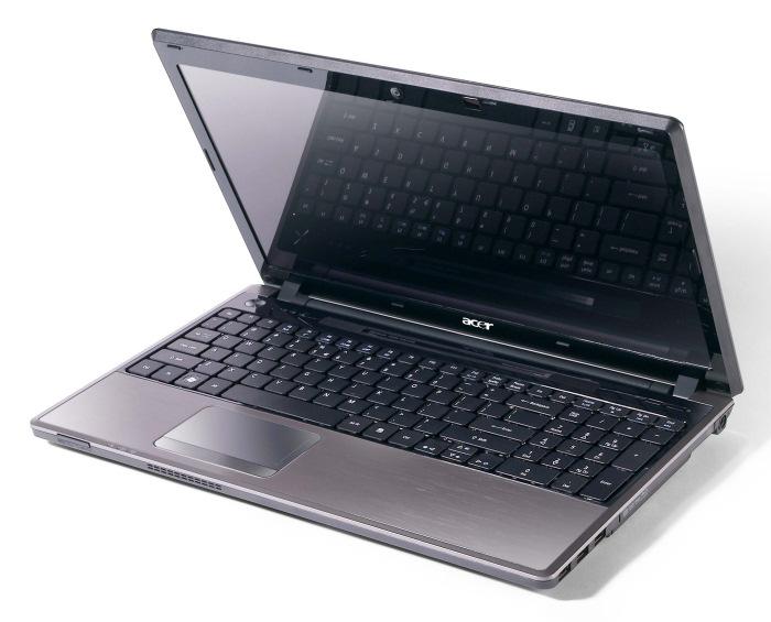Aspire 5745DG. Nuevo modelo multimedia de Acer, Imagen 1