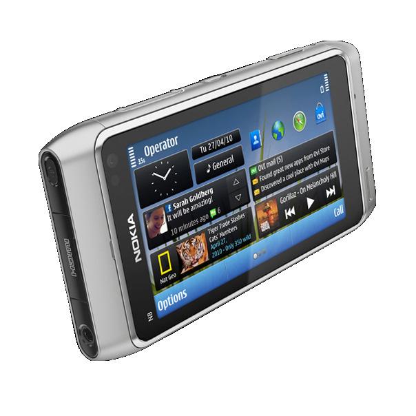 Hoy ha comenzado la distribución del N8 de Nokia, Imagen 1