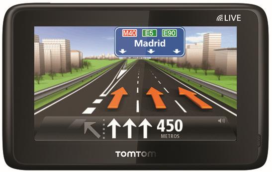 Nueva generación TomTom Live, Imagen 1