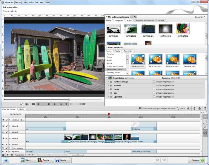 Nero Multimedia Suite 10 Platinum HD y Nero Video Premium HD, Imagen 2