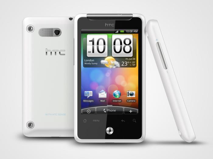 El HTC Gratia llega a Europa con Froyo y precios más económicos, Imagen 1