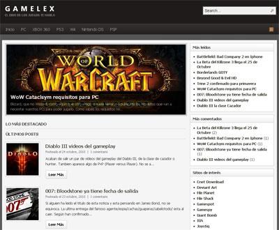 Gamelex: El dios de los juegos te habla, Imagen 1