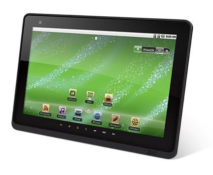 Creative se apuna también a la moda Tablet con dos dispositivos Android, Imagen 2