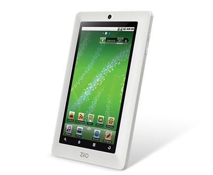 Creative se apuna también a la moda Tablet con dos dispositivos Android, Imagen 1