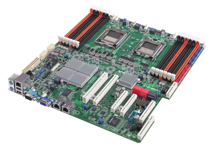 ASUS presenta dos nuevas placas base para servidores Opteron, Imagen 2