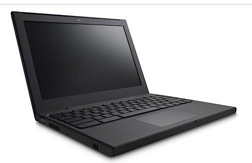 CR-48. El portátil pensado para Chrome OS de Google, Imagen 1